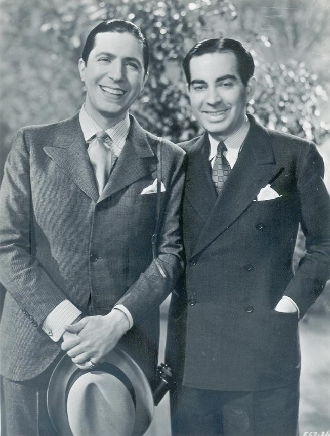 Carlos Gardel y Le Pera