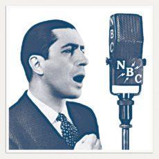 Debut de Carlos Gardel en la NBC