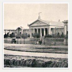 Creación del Cementerio de la Chacarita