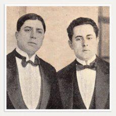 El dúo más famoso de la historia