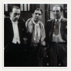 Inicio del cine internacional Gardeliano