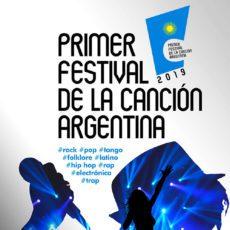 """Bajo el lema """"Tu canción en boca de todos"""" se inauguró el Primer Festival de la Canción Argentina, con el objetivo de desarrollar y estimular la música popular de nuestra país."""
