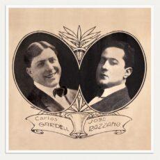 Gardel y Razzano, el dúo más famoso de la historia (segunda parte)