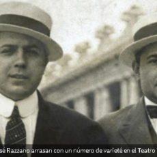 Las huellas de Carlos Gardel en Mar del Plata